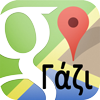 gazi map logo